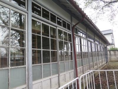 富岡製糸場 診療所、病室
