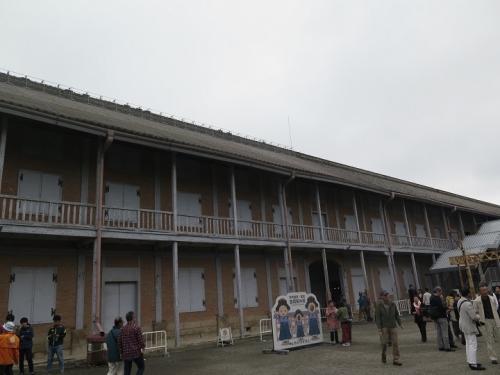 富岡製糸場 東置繭所