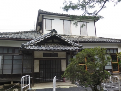 富岡製糸場 社宅群