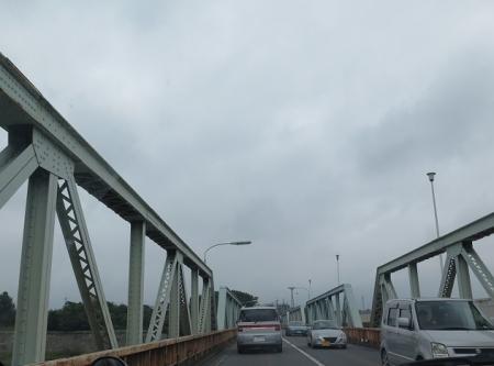 群馬 烏川 柳瀬橋