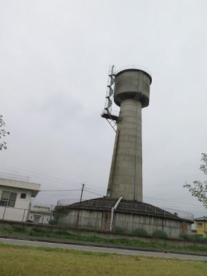 群馬県 給水塔?