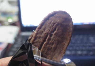 ドゥーブルチョコレートミルフィーユ