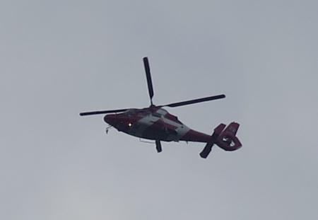 浜松市消防ヘリ