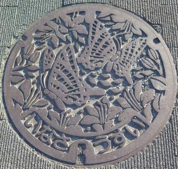 静岡県引佐町マンホール