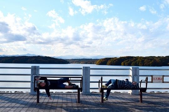 狭山湖2017_②
