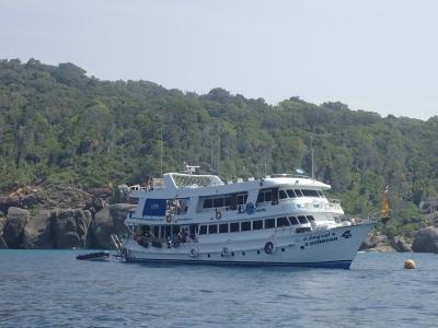 17-11-4 タイツアー2 クルーズ船