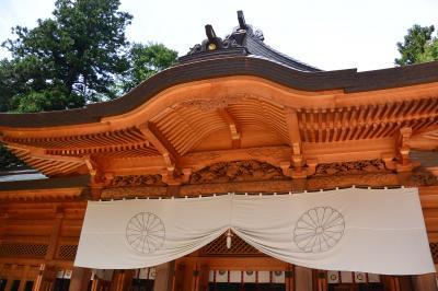 穂高神社本宮