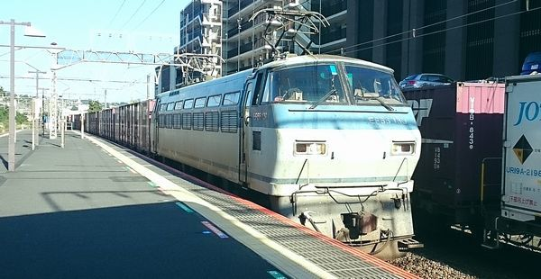 電機機関車