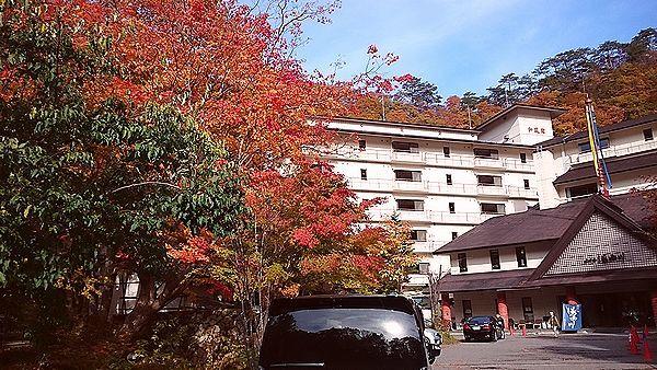 ホテル湯西川
