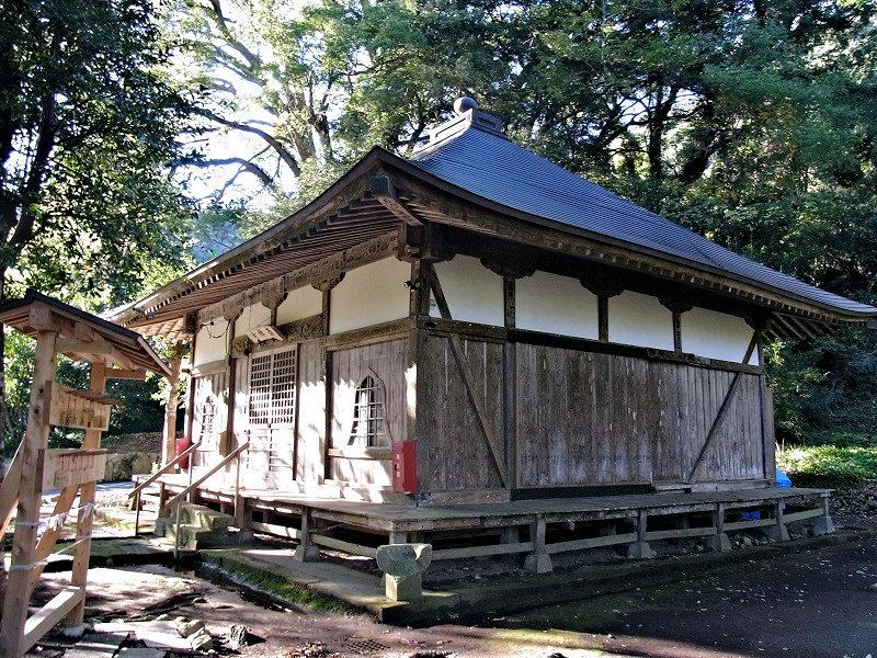古仏群が祀られていた南禅寺の古い本堂