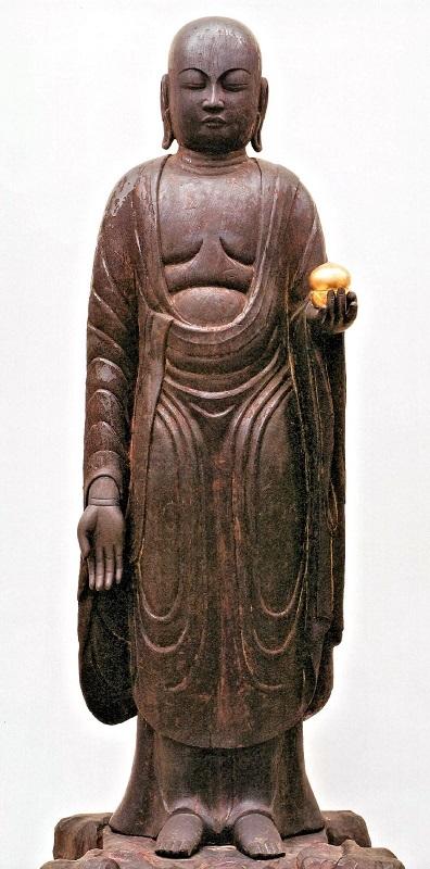 三津寺(大阪市南区)・地蔵菩薩像