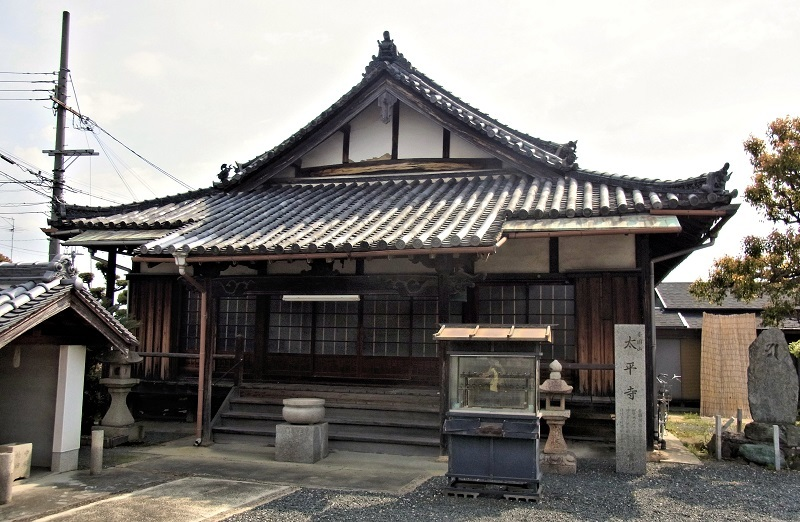 堺市 太平寺・本堂