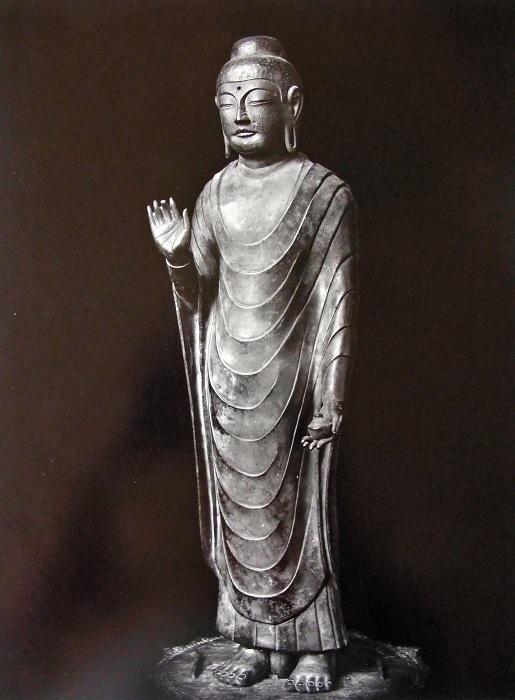 新薬師寺・香薬師像