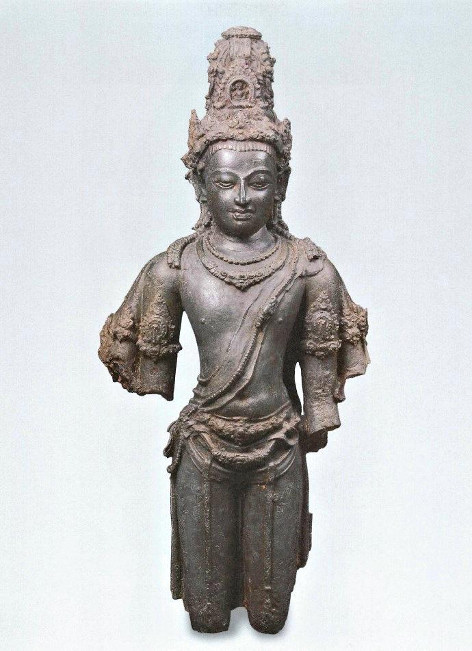 観音菩薩立像(シュリーヴィジャヤ様式・8~9C)