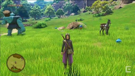 ドラクエ11(PS4版)をやって確信した。RPGがオープンワールドである必要は全くない。エリア形式で十分