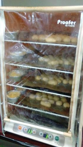 パン作り④仕上げ発酵