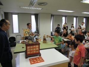 親子からくり教室4