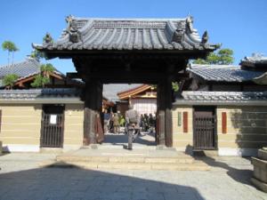 尼崎 大覚寺山門