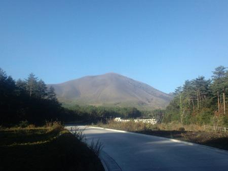 H29.10.1浅間山