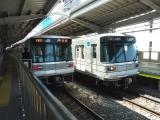 東京メトロ03系04F&34F 中目黒駅にて