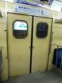 長野電鉄3500形L2編成 車内 爆弾ドア