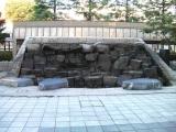 JR長岡駅 長岡城本丸跡 噴水