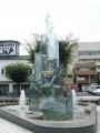 JR武生駅 生命の樹