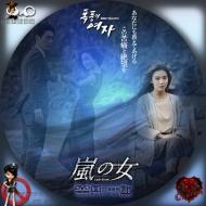 嵐の女DVD