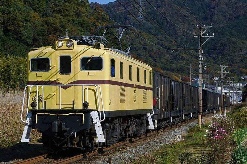 2017年11月12日 樋口~野上にて (2)