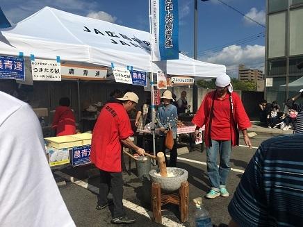 10082017 西条酒祭JA広場S2