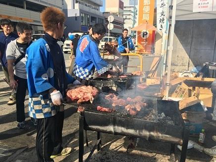 10082017 西条酒祭JA広場S3