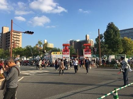 10082017 西条酒祭メイン広場S3