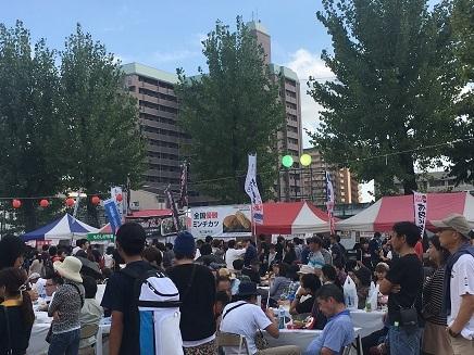 10082017 西条酒祭メイン広場S5