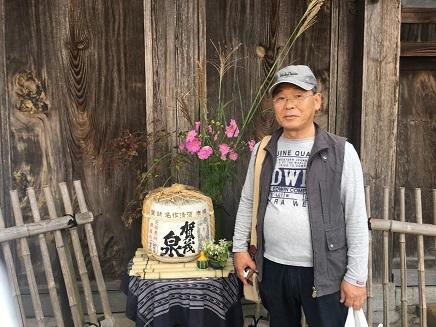 10082017 西条酒祭酒蔵賀茂泉S11