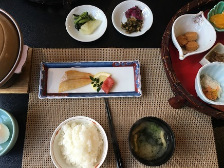 12122017 サンチェリー北郷 朝食S