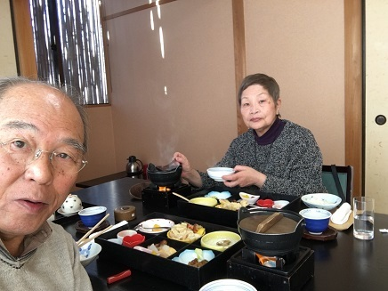 12132017 鉄輪温泉黒田や朝食S