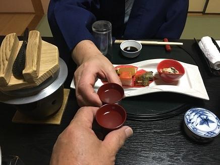 12122017 別府鉄輪黒田や夕飯S4