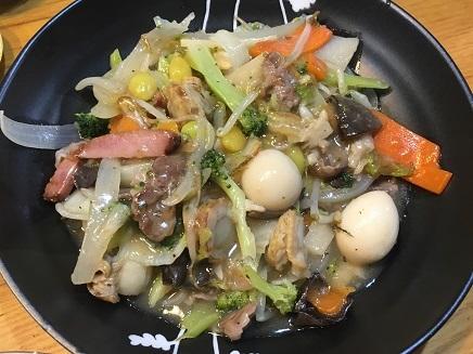 12192017 野菜炒めS