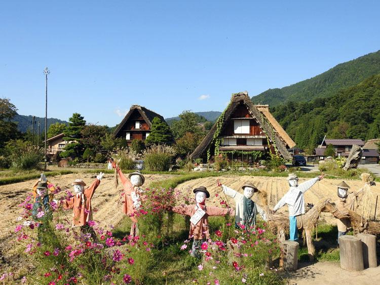 白川郷の秋を探しに出かけよう!3