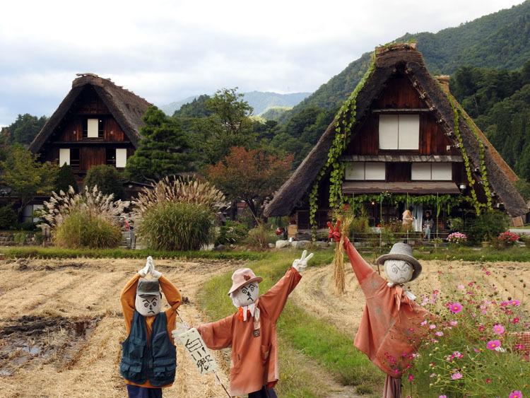 10月の3連休は世界遺産白川郷へ2