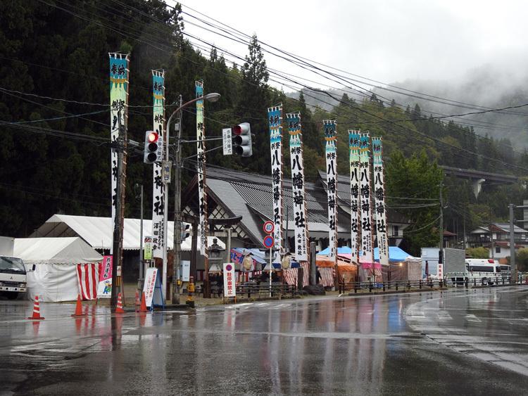 白川郷 どぶろく祭りは今月19日まで1