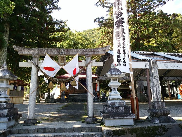 明日18日・19日 白川郷 飯島地区最終のどぶろく祭り1