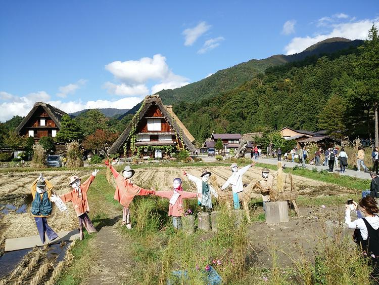 明日18日・19日 白川郷 飯島地区最終のどぶろく祭り3