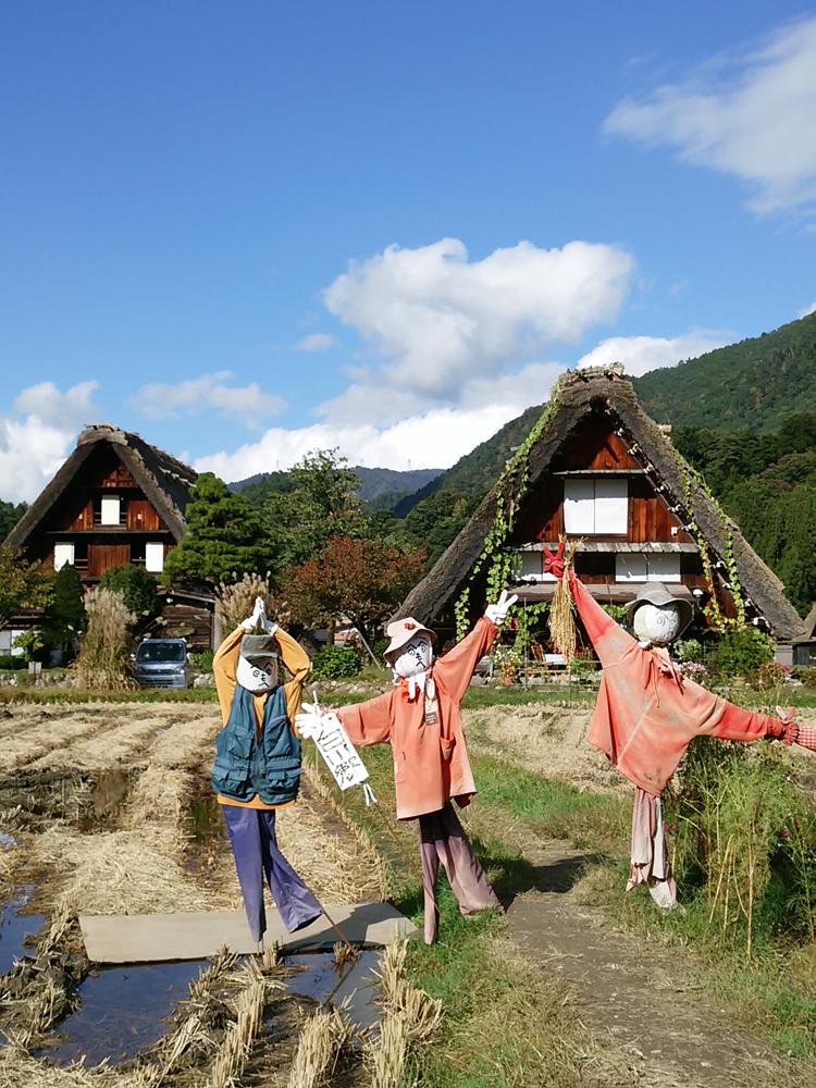 明日18日・19日 白川郷 飯島地区最終のどぶろく祭り4