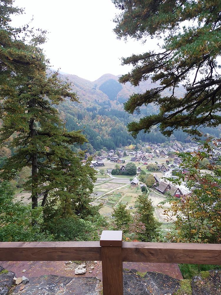 世界遺産白川郷の秋を楽しむやすらぎの旅行3