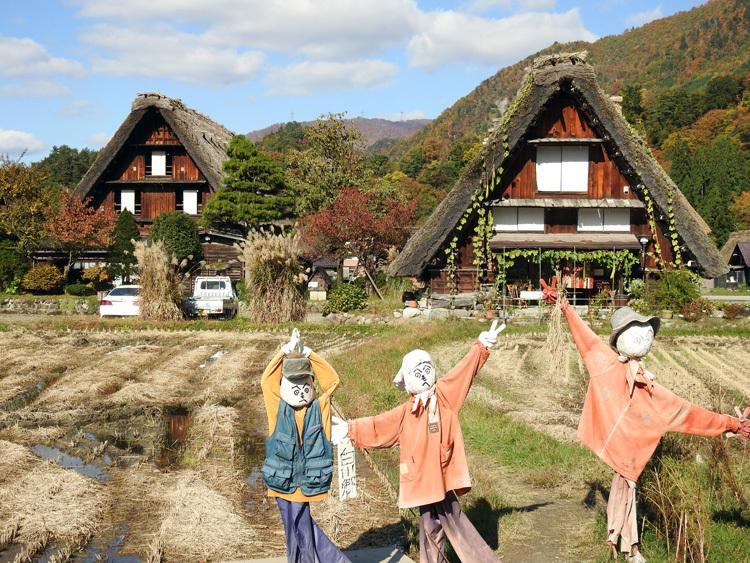 文化の日3連休(11月3-5日)見頃の紅葉を楽しもう10