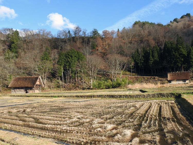 毎年冬の訪れを感じると、思わず浮かべるあの風景 白川郷 3
