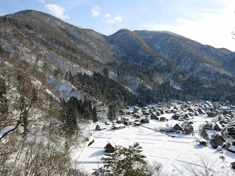 冬休みのご旅行に!白川郷4