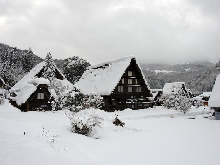 冬休みのご旅行に!白川郷9