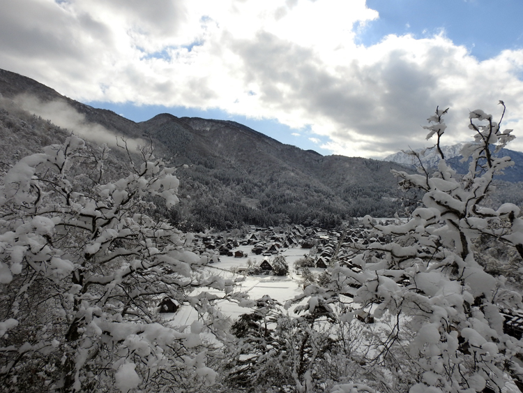 今日は良いお天気☀白川郷9